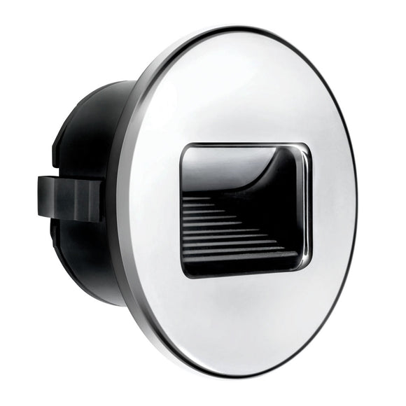 i2Systems Ember E1150Z Snap-In - Polished Chrome - Round - Cool White Light [E1150Z-11AAH]