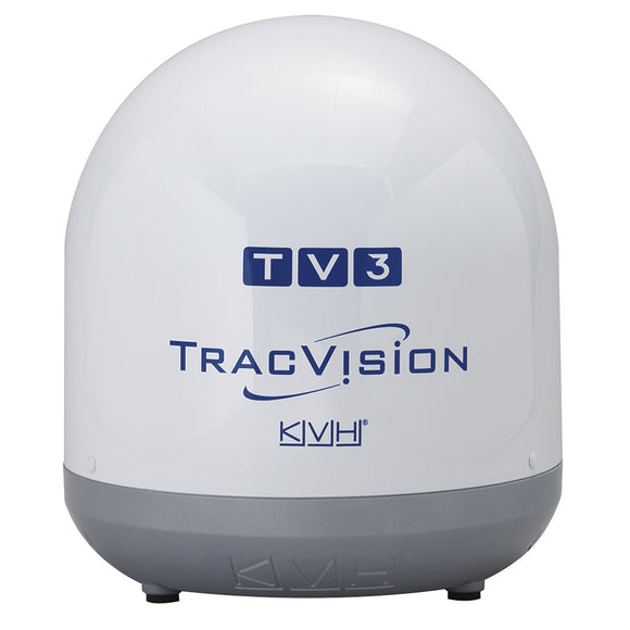 KVH TracVision TV3 Empty Dummy Dome Assembly [01-0370]
