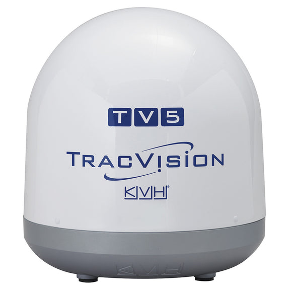 KVH TracVision TV5 Empty Dummy Dome Assembly [01-0373]