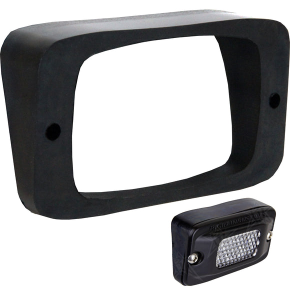RIGID Industries SR-M Series Angled Flush Mount - Up/Down [49001]