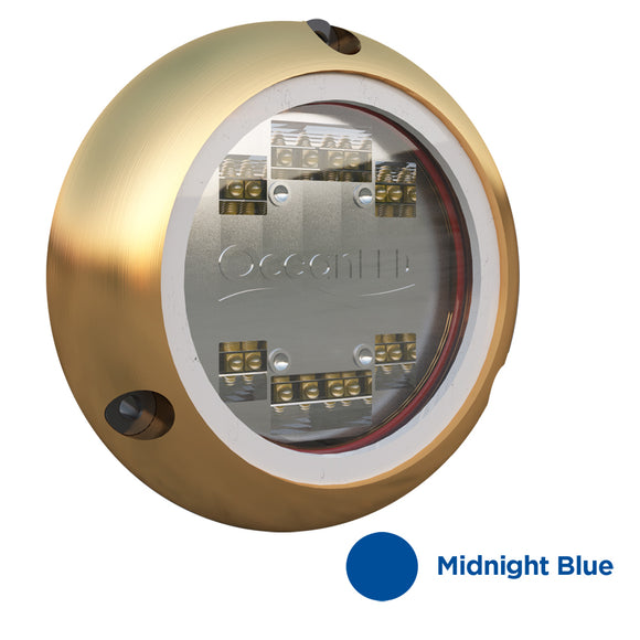 OceanLED Sport S3116S Underwater LED Light - Midnight Blue [012101B]