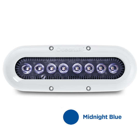 OceanLED X-Series X8 - Midnight Blue LEDs [012305B]