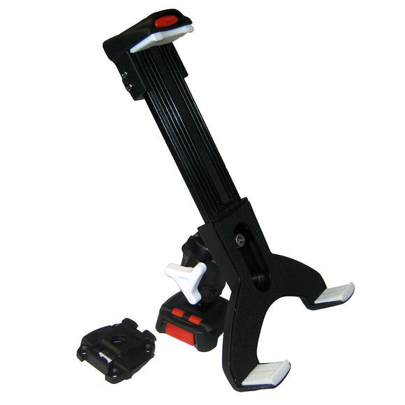Scanstrut ROKK Mini Kit w/Tablet Clamp, Adjustable Arm  Screw Down Surface Base [RLS-508-401]