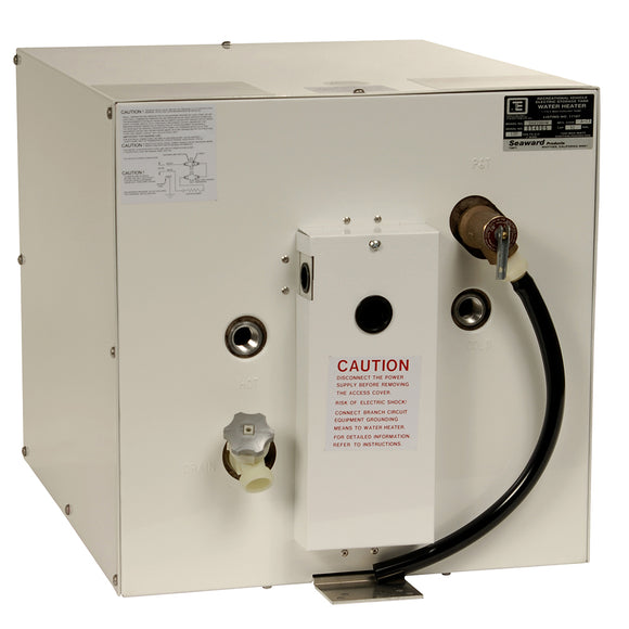 Whale Seaward 11 Gallon Hot Water Heater - White Epoxy - 240V - 4500W [S1150EW-4500]