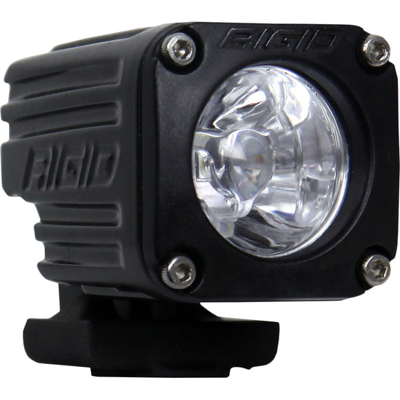 RIGID Industries Ignite Surface Mount Spot - Single - Black [20511]