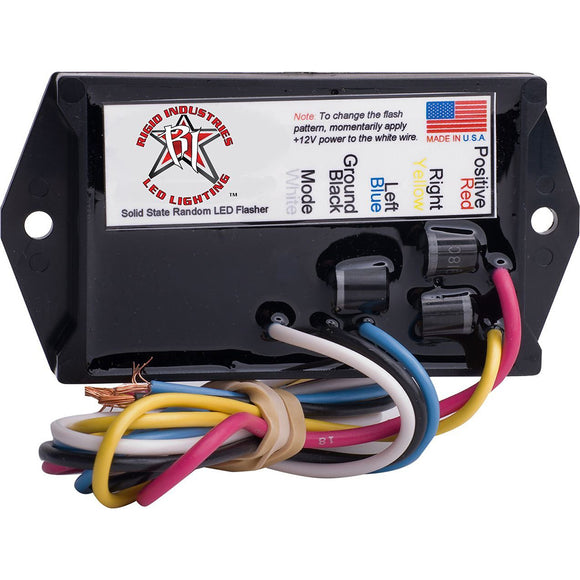 RIGID Industries 6 Amp 12V Flasher Kit [40612]