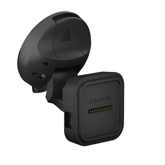 Garmin Suction Cup w/Magnetic Mount  Video-In Port [010-12771-01]