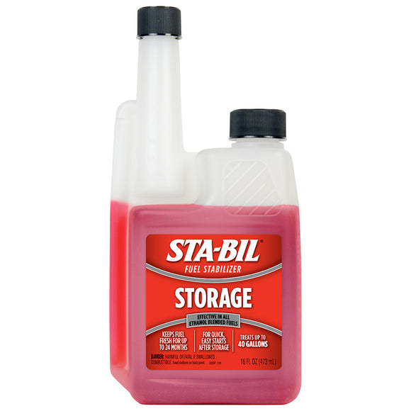 STA-BIL Fuel Stabilizer - 16oz [22207]
