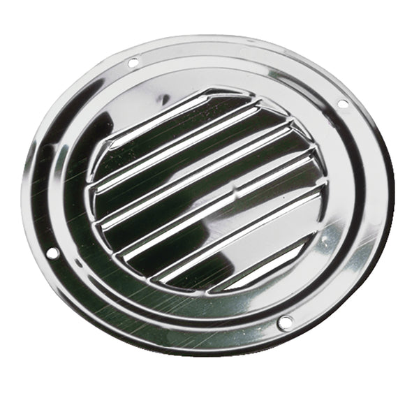 Sea-Dog Stainless Steel Round Louvered Vent - 5