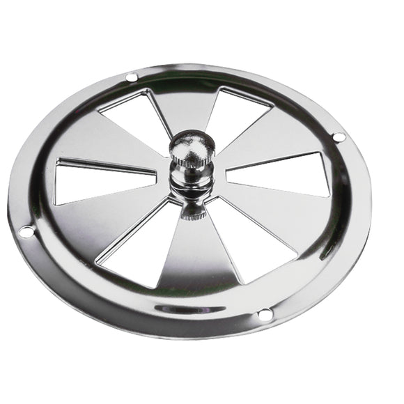Sea-Dog Stainless Steel Butterfly Vent - Center Knob - 5