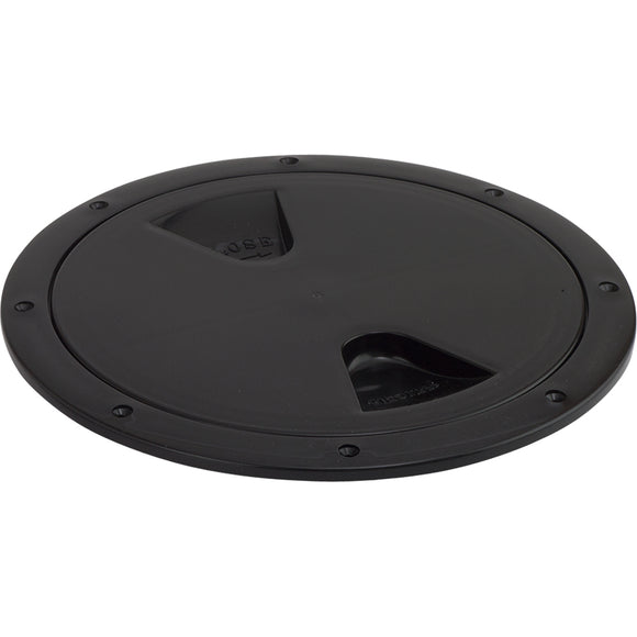 Sea-Dog Screw-Out Deck Plate - Black - 5