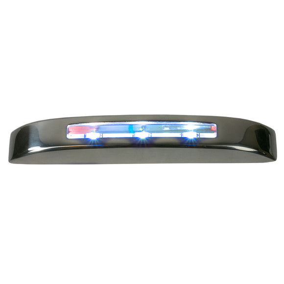 Sea-Dog Deluxe LED Courtesy Light - Front Facing - Blue [401423-1]