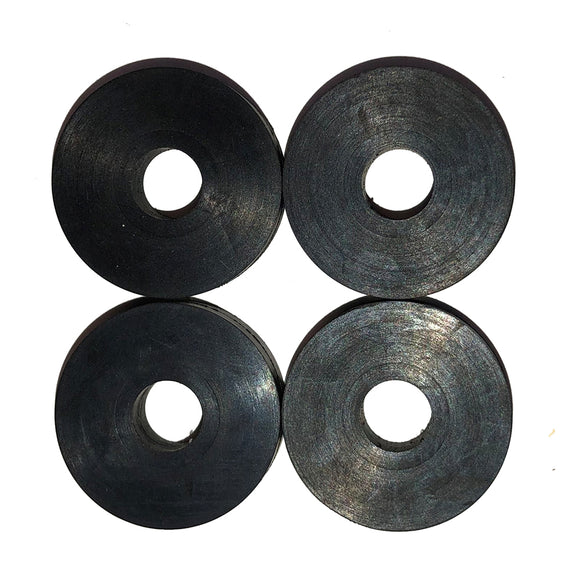 KVH Rubber Mounting Pad TV3 w/4 Pads [S24-0201]