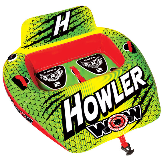 WOW Watersports Howler 2P Towable - 2 Person [20-1030]