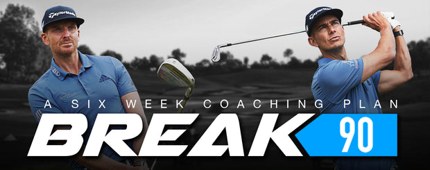 Break 90 Coaching plan