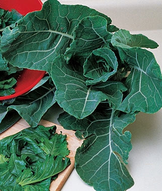 Georgia Southern Collards