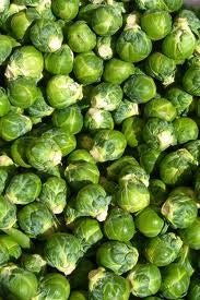 Jade Cross Brussel Sprouts