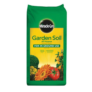 Miracle-Gro Garden Soil Mix