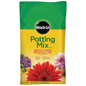 Miracle-Gro Potting Soil Mix