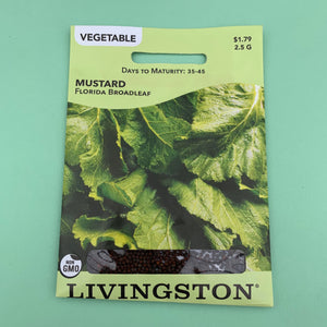 Lettuce Salad Bowl Seed Packet