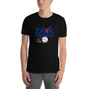 Zack Hample Adult Unisex Logo T-Shirt