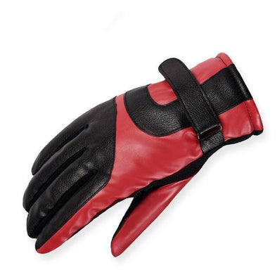Polar Leather Thermal Gloves