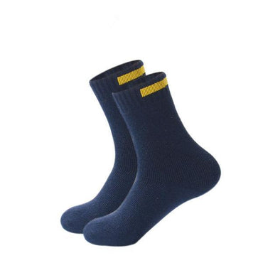 Leopard Seal Cashmere Wool Socks