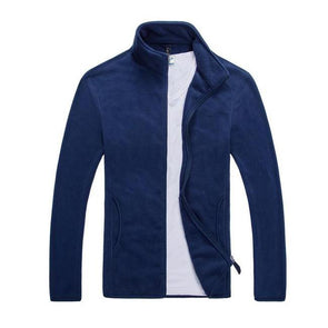 Polar Fleece Classic Zip-up Sweater