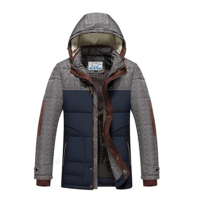 Arctic Fleece Parka