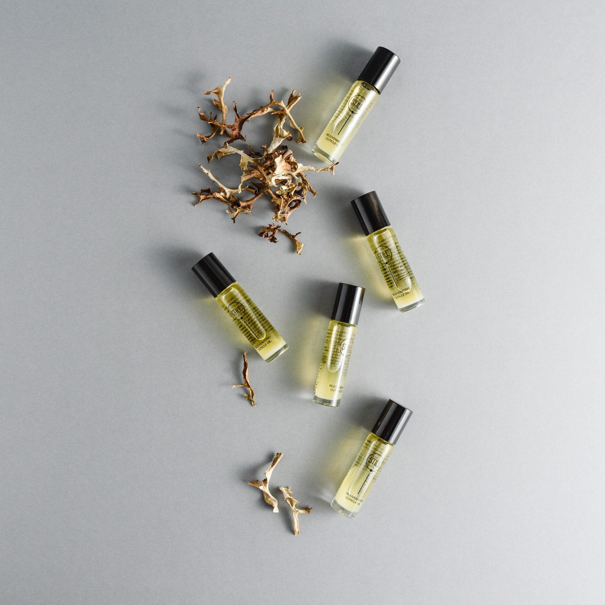 STILL-LONDON NATURAL CUTICLE OIL