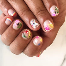 Load image into Gallery viewer, still london - Tailored Nail Art (per nail) - Add on Service - From £3.00