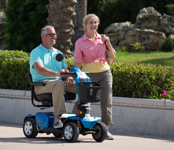 Who should use a mobility scooter?