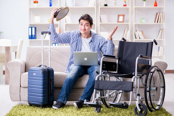 Top 5 Travel-Friendly Mobility Aids - Think Mobility