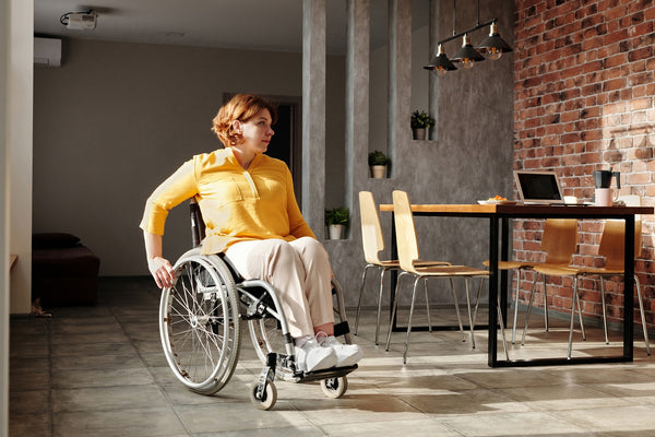 Wheelchair type - what does that mean?