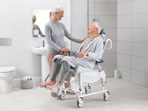Compatibility Guide: Aquatec Ocean Ergo Commode - Think Mobility