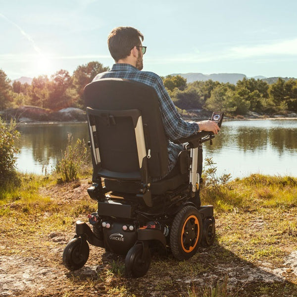 How to choose a power wheelchair? - Think Mobility