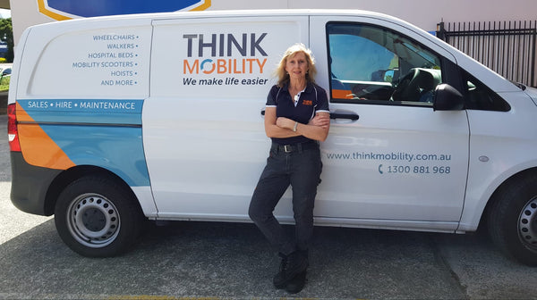 Meet Jacqui - Think Mobility