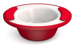 THERMO BOWL RED ORNAMIN [10858]