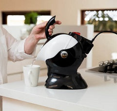 UCCELLO KETTLE TIPPER (BLACK/WHITE) [PTKD01BW] - Think Mobility