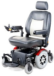 What is a power wheelchair? - Think Mobility
