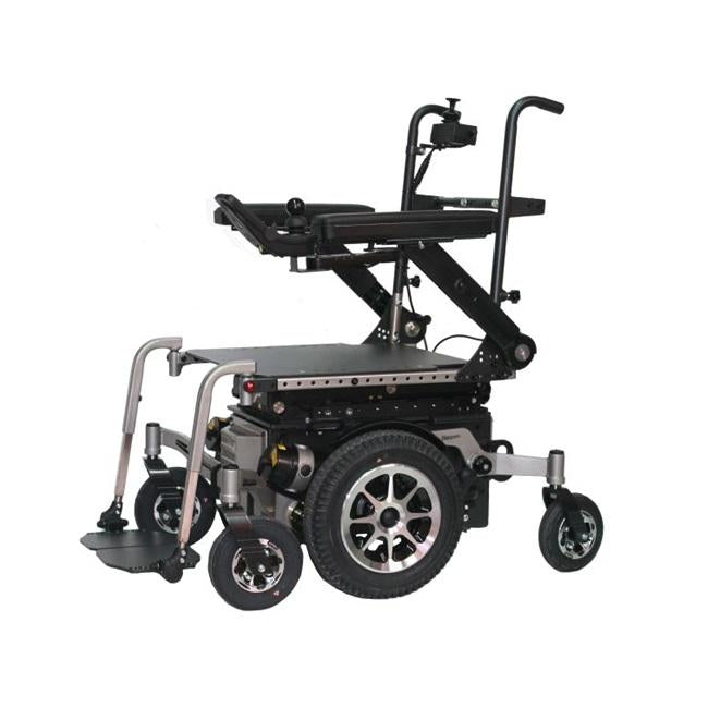 Centro - Mid Wheel Powerchair Vertical Lift 50 Tilt + Rb [Cd-Vlrb] - Think Mobility