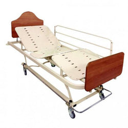 Bed 1600 Invacare 4 Section Single  [Pkg-1601Cl] - Think Mobility