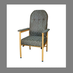 Chair Murray Bridge R & R High Back 45Cm Dot Forest [18002Hadf] - Think Mobility
