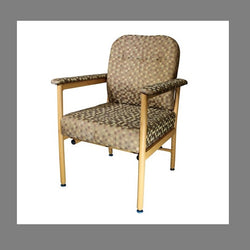 Chair Murray Bridge R & R Low Back 45Cm Fabric Coffee Dot [18002Ladc] - Think Mobility