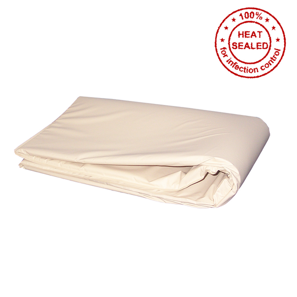Bed Rail Protector Cover (Pair) folded