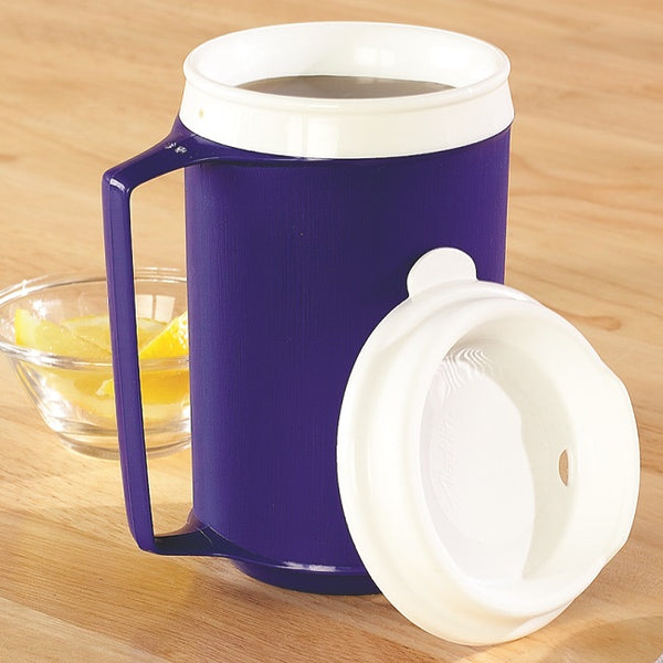 Mug Insulated With Tumbler Lid [Pat-1137]