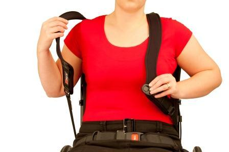 Spex Centrepoint Harness X-Small (1409-6660-017) - Think Mobility