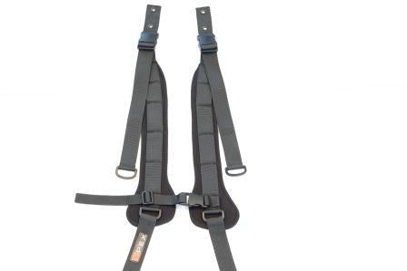 Spex Padded Shoulder H-Harness Small [1409-6641-017]