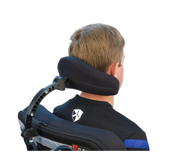 Spex Contour Head Support With Multi Adjustable Mechanism Large  [1270-4122-000] - Think Mobility