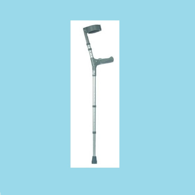 Crutches Forearm Youth (Small) Peak Care [10081S] - Think Mobility